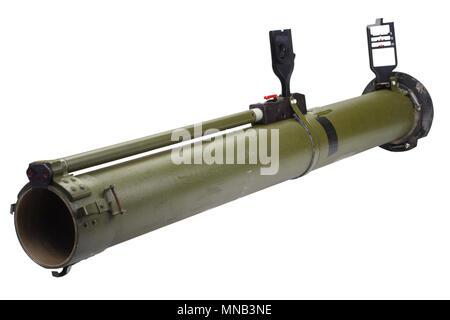 Réservoir anti-roquette Banque D'Images