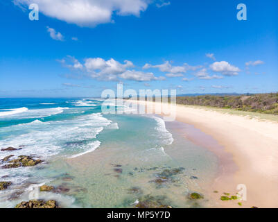 Cabarita Beach Banque D'Images