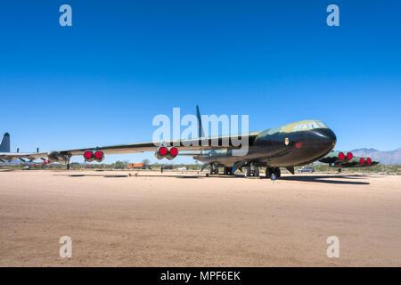 B-52 D Stratofortress