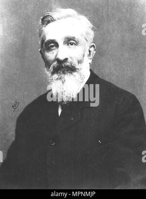 'Octave Bernard', c1893. Artiste: Pierre Petit. Banque D'Images