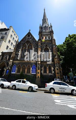 Mission méthodiste centrale dans le centre-ville du Cap. Banque D'Images