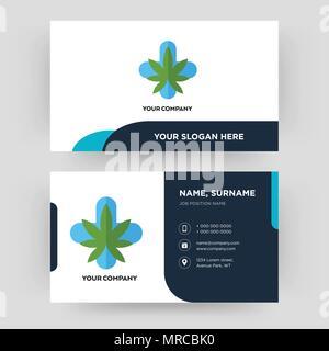 La Marijuana Mdicale Carte De Visite Modle Conception Pour Votre Entreprise Crative