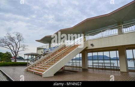 d1d85cce01b7 Parc en bord de Mikimoto Pearl Island