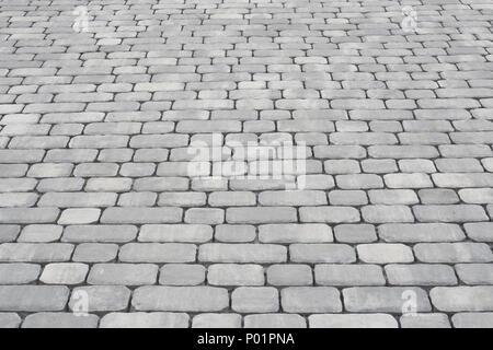 Fond gris dalles en laissant la distance, la texture. Banque D'Images