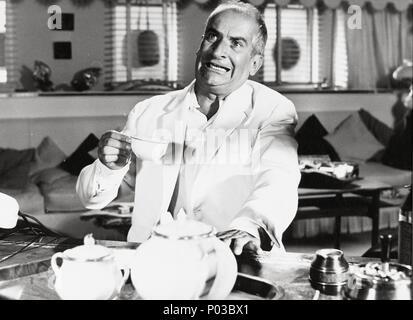 Titre original: LE GENDARME DE ST. TROPEZ. Titre en anglais: LE GENDARME DE ST. TROPEZ. Directeur du film: JEAN GIRAULT. Année: 1964. Stars: Louis de Funes. Credit: FRANCA FILM / Album Banque D'Images