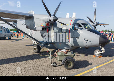 Le PZL10S Bryza avion de reconnaissance de la marine polonaise basée sur la M28 Skytruck et produit par PZL Mielec