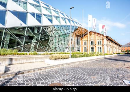 Balna building à Budapest Banque D'Images