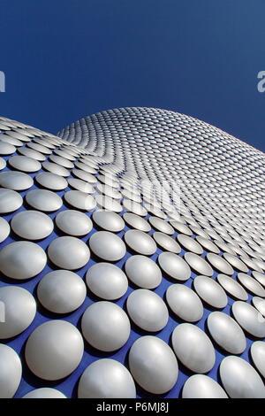 Birmingham, UK: 29 Juin 2018: Selfridges est l'un des plus caractéristiques de la ville de Birmingham et de monuments célèbres et une partie de la centre commercial Bullring. Banque D'Images