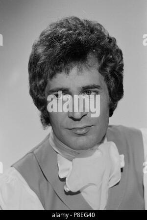 La convoitise pour un vampire (1971) Michael Johnson, Date: 1971 Banque D'Images