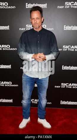 'Sicario: Jour du Soldado' Premiere - Arrivées avec: Dean Winters Où: NYC, New York, United States Quand: 18 Jun 2018 Credit: Patricia Schlein/WENN.com Banque D'Images