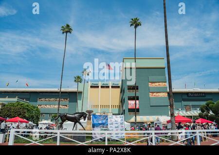 Los Angeles, APR 8: Special Japon Fête de la famille à Santa Anita Park le AVR 8, 2018 à Los Angeles, Californie Banque D'Images