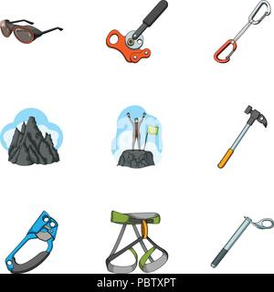 Ax,boots,groupe,carbine,caricature,collier,escalade,grimpeur,sabots,nuages,collection,conquis conquête,crampons,équipement,glacier,hammer,hank,casque,crochet,glace,,icône,illustration,assurance,isolé,jumar,genre,logo,couteau,montagne,alpinisme,Danemark,plastique,mouvement,rock,corde,set,signer,arrêter,symbole,épines,top,web,vecteur vecteurs vecteur wedge,,