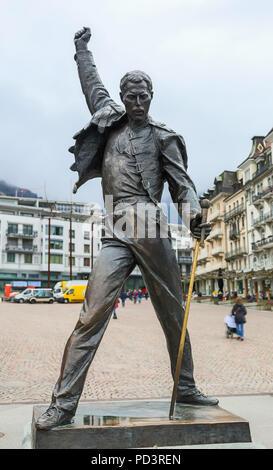 Monument de Freddie Mercury