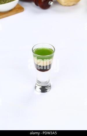 Cocktail courte B52