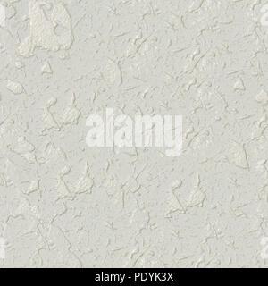 Effet sur un mur en plâtre décoratif. Photo haute résolution. Banque D'Images