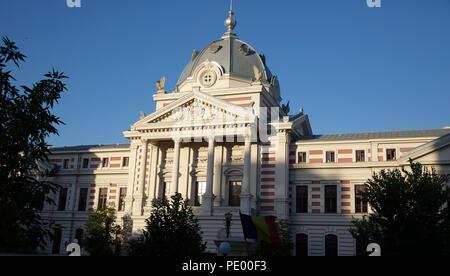 Colțea hôpital de Bucarest, Roumanie Banque D'Images