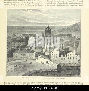 """Libre à partir de la page 101 de """"Cassell's Old et New Edinburgh ... Illustré, etc' . Banque D'Images"""