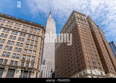 Empire State Building de New York City