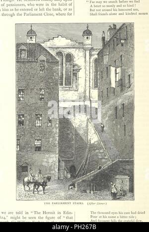 """Libre à partir de la page 212 de """"Cassell's Old et New Edinburgh . Illustré, etc' . Banque D'Images"""