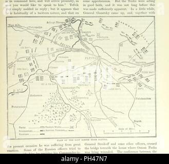 """Libre à partir de la page 581 de """"Cassell's Illustrated Histoire de la Guerre d' . Banque D'Images"""