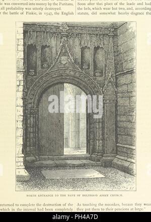 """Libre à partir de la page 77 de """"Cassell's Old et New Edinburgh . Illustré, etc' . Banque D'Images"""