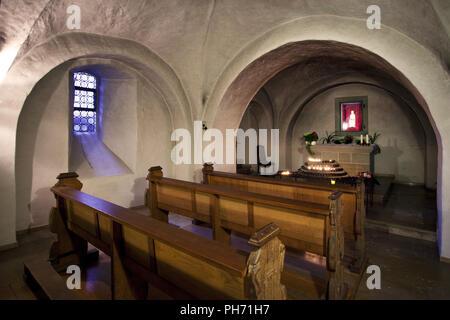 Le couvent Oelinghausen à Arnsberg en Allemagne. Banque D'Images
