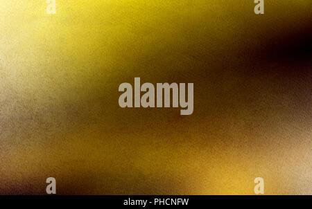 Fond d'or gradient gleam Banque D'Images