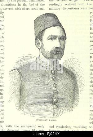 Libre à partir de la page 396 de '[Cassell's Illustrated Histoire de la guerre russo-turque, etc.]' . Banque D'Images