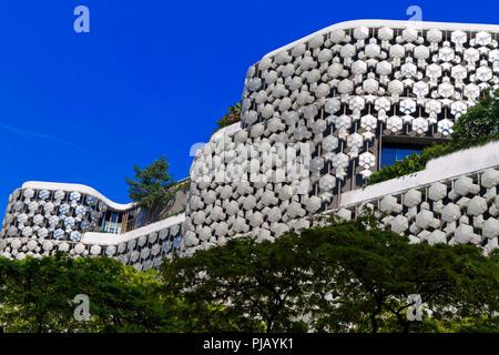 + plus Bugis, Centre Commercial, Singapour Banque D'Images
