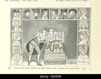"""Libre à partir de la page 396 de """"Cassell's Old et New Edinburgh . Illustré, etc' . Banque D'Images"""