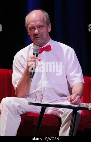 Anniversaire des 30 ans de Schmidt theater de Hambourg, 08.08.2018 comprend: Corny Littmann Où: Hambourg, Allemagne Quand: 08 août 2018 Credit: Becher/WENN.com Banque D'Images
