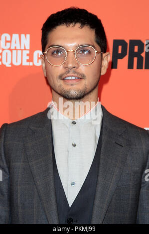 Augusto Aguilera assister à 'la' projection spéciale à l'Egyptian Theatre le 12 septembre 2018 à Los Angeles, Californie. Banque D'Images