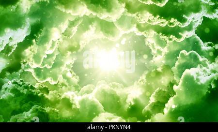 Le culte et la prière d'après les nuages et les rayons de