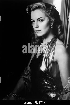 """Publicité studio toujours de 'White Mischief"""" Greta Scacchi © 1988 Tous droits réservés Colombie-britannique Référence de fichier # 31694013THA pour un usage éditorial uniquement"""