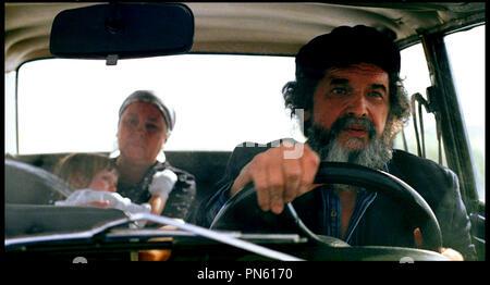 Prod DB © Pervoe - Kinopartnerstvo 2Plan2 / DR EUPHORIE (EYFORIYA) de Ivan Vyrypayev RUS 2006. avec Vyacheslav Kokorin interieur de voiture, conduire Banque D'Images