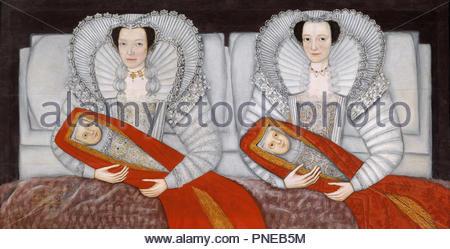 f16df618543fe Royal - Baptême de la princesse Anne · L Cholmondeley Ladies. Date Période    Ca. 1600-1610. La
