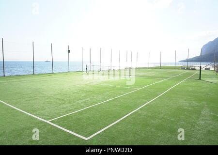 Sports Tennis sans personnes z x p Banque D'Images
