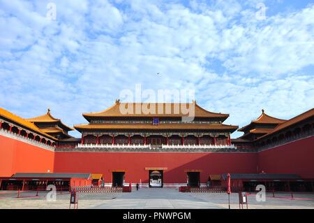 La Cité Interdite à Beijing