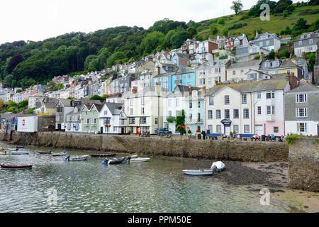 Dartmouth, Devon, England, UK - Une zone de beauté naturelle exceptionnelle. Banque D'Images