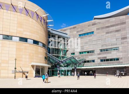 Museum of New Zealand Te Papa Tongarewa, National Museum and Art Gallery, Wellington, Île du Nord, Nouvelle-Zélande, Pacifique
