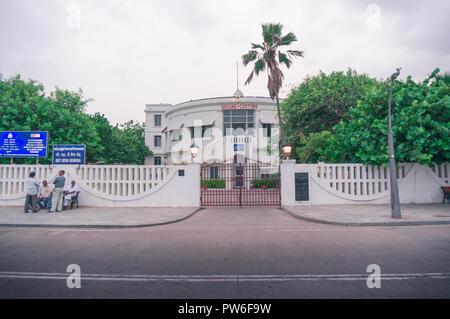 Maison coloniale mahatma gandhi road bangalore karnataka etat inde