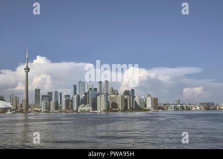 Ville de Toronto.Canada
