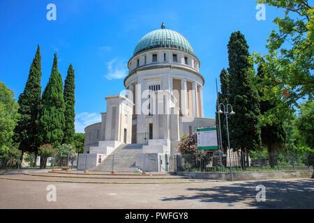 Fête votive Temple / Tempio Votivo della Pace di Venezia, Venise, Italie. Banque D'Images