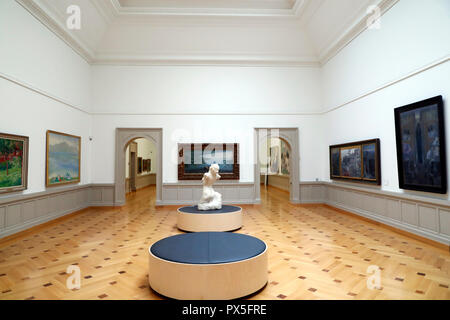 Musée d'art et d'histoire. Genève. La Suisse.