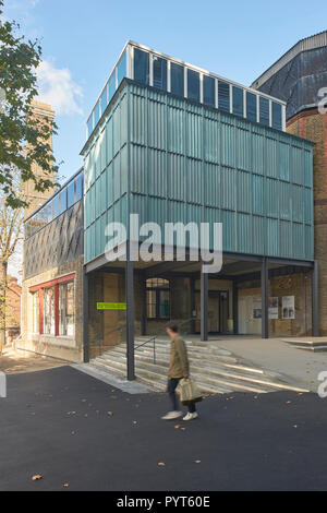 Goldsmiths Centre for contemporary art gallery conçu par assemblage 2018 Banque D'Images