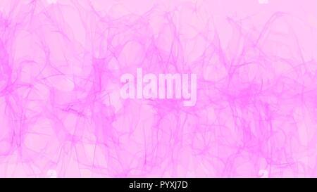 Vector abstract cloud. Résumé Contexte La vague de fond de fumée rose. Résumé arrière-plan de la bannière, carte, affiche, identité, web design Banque D'Images