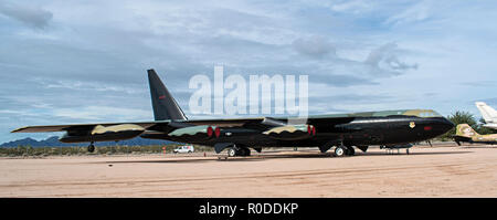 B-52 Stratofortress, Pima Air & Space Museum. Tucson Arizona. USA