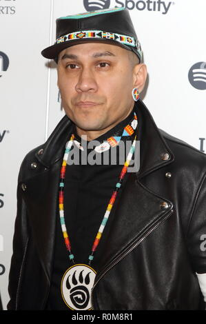 Londres, Royaume-Uni. 5 Nov 2018. Tabou à l'industrie de la musique à prix Fiducies Grosvenor House, Park Lane, London le lundi 5 novembre 2018 Photo de Keith Mayhew Crédit : KEITH MAYHEW/Alamy Live News Banque D'Images