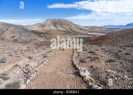 Fuerteventura - Pèlerinage en massif cardon