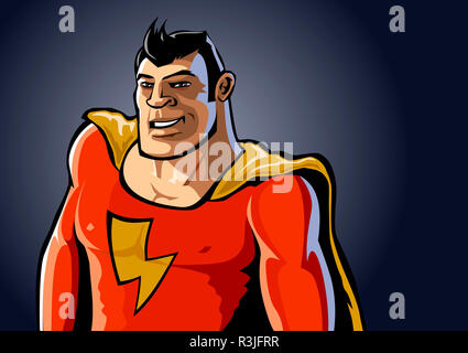 Hero1 Banque D'Images